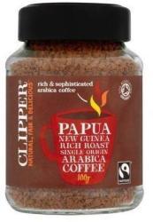 Clipper Pápua Új-Guinea, instant, 100g