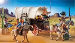 Playmobil Caruta si calareti (PM5248)