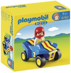 Playmobil 1.2 3 Masina de curse (PM6782)