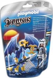 Playmobil Dragonul ghetii cu luptator (PM5464)