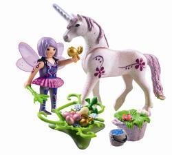 Playmobil Zana alimentatiei si unicornul roua diminetii (PM5440)