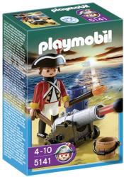 Playmobil Soldat cu tun (PM5141)