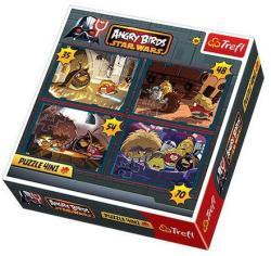 Trefl Star Wars - Angry Birds 4 az 1 ben (34226)