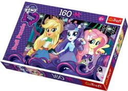 Trefl Én kicsi pónim Equestria lányok a bálban 160 db-os (15311)