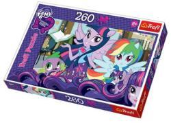 Trefl My Little Pony: Equestria girls 260 db-os (13191)