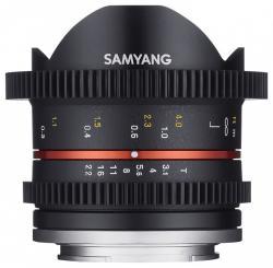 Samyang 8mm T3.1 VDSLR (Canon EOS M)