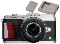 Olympus PEN E-P5 + EZ-M1442 II R 14-42mm (V204051)