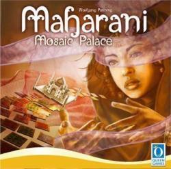 Queen Games Maharani International - német nyelven