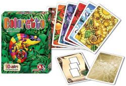Abacus Spiele Coloretto jubileum
