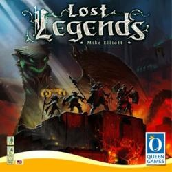 Queen Games Lost Legends