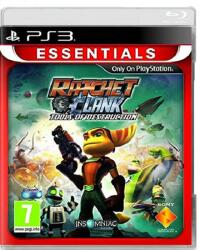Sony Ratchet & Clank Tools of Destruction [Essentials] (PS3)