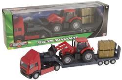 HTI Teamsterz traktor utánfutóval