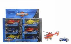 HTI Teamsterz SOS helikopter autóval