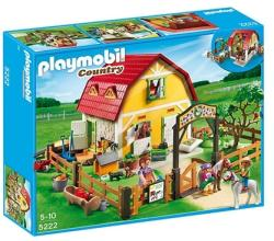 Playmobil Ferma Poneilor (PM5222)