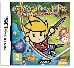 THQ Drawn to Life The Next Chapter (Nintendo DS)