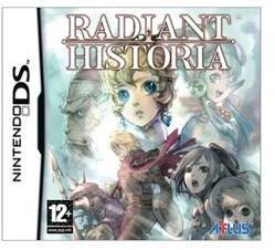 Atlus Radiant Historia (Nintendo DS)