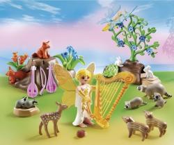 Playmobil Zana muzicii si animalele padurii (PM5451)