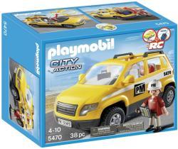 Playmobil Vehiculul Supraveghetorului (PM5470)