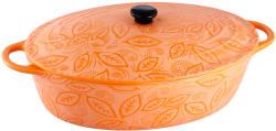 VaBene Cratita ovala cu capac din ceramica (VB-6020050)