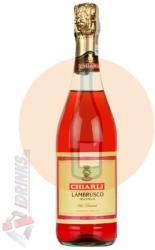 CHIARLI LAMBRUSCO Rosé (Félédes)