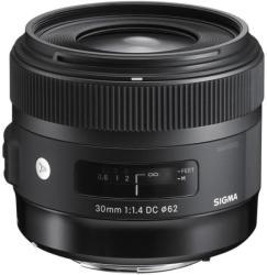 SIGMA 30mm f/1.4 DC HSM Art (Sony/Minolta)