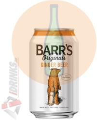 BARR'S Original Ginger Beer 0,33l (24db/pack)