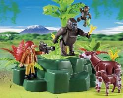 Playmobil Gorile Si Okapi (PM5415)