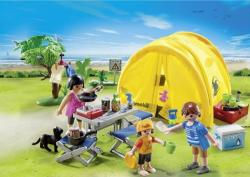 Playmobil In excursie la camping (PM5435)