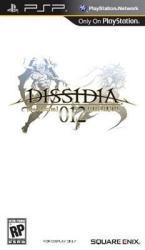 Square Enix Dissidia 012 Duodecim Final Fantasy (PSP)