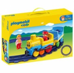 Playmobil 123 Tren (PM6760)