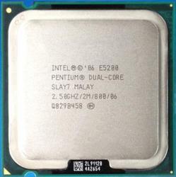 Intel Pentium Dual-Core E5200 2.5GHz LGA775