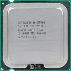 Intel Core 2 Duo E7300 2,66GHz LGA775