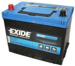 Exide ER350 DUAL 80AH