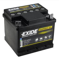 Exide ES450 EQUIPMENT GEL 40AH