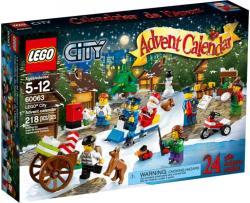 LEGO City - Adventi naptár 2014 (60063)