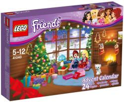 LEGO Friends - Adventi naptár 2014 (41040)