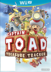Nintendo Captain Toad Treasure Tracker (Wii U)