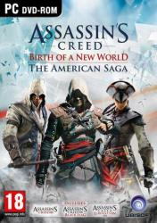 Ubisoft Assassin's Creed Birth of a New World The American Saga (PC)