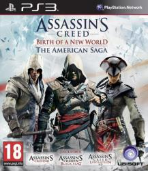 Ubisoft Assassin's Creed Birth of a New World The American Saga (PS3)