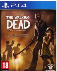Telltale Games The Walking Dead A Telltale Games Series [Game of the Year Edition] (PS4)