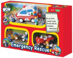 WOW Toys Combo Pack - Vészhelyzet