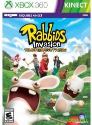 Ubisoft Rabbids Invasion The Interactive TV Show (Xbox 360)