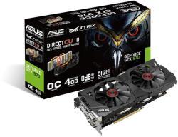 ASUS GeForce GTX 970 OC DirectCU II 4GB GDDR5 256bit PCIe (STRIX-GTX970-DC2OC-4GD5)