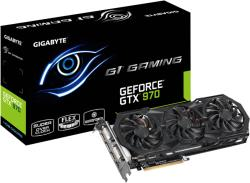 GIGABYTE GeForce GTX 970 4GB GDDR5 256bit PCIe (GV-N970G1 GAMING-4GD)