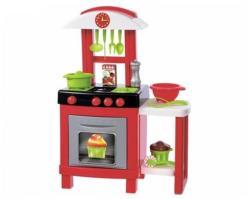 Ecoiffier Bucatarie Pro Cook cu 15 Accesorii (ECO1713)