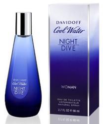 Davidoff Cool Water Night Dive Woman EDT 80ml