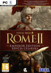 SEGA Rome II Total War [Emperor Edition] (PC)