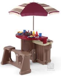 Step2 Grill& Play Patio Café (SP718000)