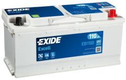 Exide Excell 12V 110Ah EN 850 EB1100