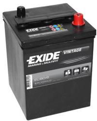 Exide EU80-6 80AH 600A